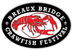 click for more information about the Breaux Bridge Crawfish Festival