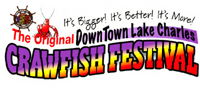 Click for more information about the 2018 Downtown Crawfish & Seafood Festival in Lake Charles